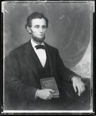 view Abraham Lincoln [painting] / (photographed by Peter A. Juley & Son) digital asset number 1