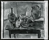 view Spanish Jug [painting] / (photographed by Peter A. Juley & Son) digital asset number 1