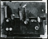 view Still Life Distributed [painting] / (photographed by Peter A. Juley & Son) digital asset number 1