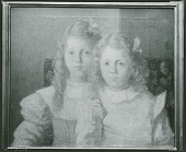 view Two Children [painting] / (photographed by Peter A. Juley & Son) digital asset number 1