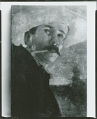 view The Marine (Portrait of Arthur Quartley) [painting] / (photographed by Peter A. Juley & Son) digital asset number 1
