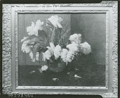 view Still-Life: Flowers [painting] / (photographed by Peter A. Juley & Son) digital asset number 1
