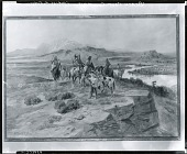 view Blackfoot Country [painting] / (photographed by Peter A. Juley & Son) digital asset number 1