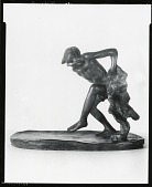 view The Scalp Dancer [sculpture] / (photographed by Peter A. Juley & Son) digital asset number 1