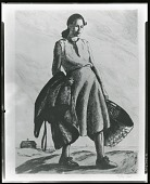 view The Fisherman's Daughter [graphic arts] / (photographed by Peter A. Juley & Son) digital asset number 1