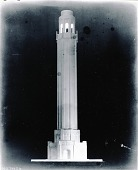 view Model of Providence Memorial [sculpture] / (photographed by Peter A. Juley & Son) digital asset number 1