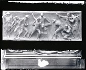 view Model for the Victory Arch Relief [sculpture] / (photographed by Peter A. Juley & Son) digital asset number 1