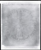 view Sketch for a Half Dollar Coin [drawing] / (photographed by Peter A. Juley & Son) digital asset number 1