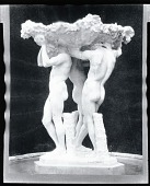 view Fountain [sculpture] / (photographed by Peter A. Juley & Son) digital asset number 1