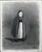 view Old Beggar Woman [painting] / (photographed by Peter A. Juley & Son) digital asset number 1