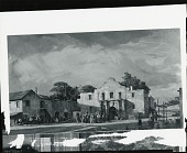 view The Alamo [painting] / (photographed by Peter A. Juley & Son) digital asset number 1