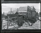 view South Pass City (Wyoming Ghost Town) [painting] / (photographed by Peter A. Juley & Son) digital asset number 1