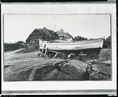 view The White Boat [painting] / (photographed by Peter A. Juley & Son) digital asset number 1