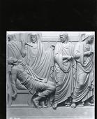 view Shakespearean Panel - Julius Caesar (model) [sculpture] / (photographed by Peter A. Juley & Son) digital asset number 1