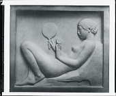 view Woman [sculpture] / (photographed by Peter A. Juley & Son) digital asset number 1
