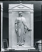 view Historian [sculpture] / (photographed by Peter A. Juley & Son) digital asset number 1