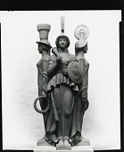 view Victories of Peace [sculpture] / (photographed by Peter A. Juley & Son) digital asset number 1