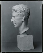 view John Gregory (Unfinished state) [sculpture] / (photographed by Peter A. Juley & Son) digital asset number 1