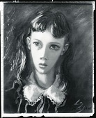 view Molly [painting] / (photographed by Peter A. Juley & Son) digital asset number 1