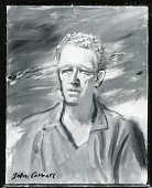 view Robert Coates [painting] / (photographed by Peter A. Juley & Son) digital asset number 1