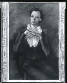 view Mrs. Lueloff [painting] / (photographed by Peter A. Juley & Son) digital asset number 1