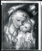 view The Christening [painting] / (photographed by Peter A. Juley & Son) digital asset number 1