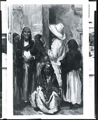 view Mexican Family [painting] / (photographed by Peter A. Juley & Son) digital asset number 1
