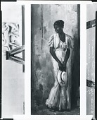 view Emilie Baptiste of New Orleans [painting] / (photographed by Peter A. Juley & Son) digital asset number 1