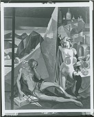 view The Temptation of St. Anthony, [painting] / (photographed by Peter A. Juley & Son) digital asset number 1