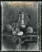 view Still Life with Peaches [painting] / (photographed by Peter A. Juley & Son) digital asset number 1