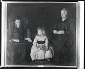 view Elinor, Jean, and Anna [painting] / (photographed by Peter A. Juley & Son) digital asset number 1