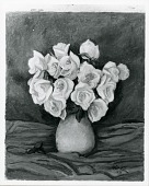 view Pink Roses [painting] / (photographed by Peter A. Juley & Son) digital asset number 1