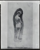 view Nude Woman [painting] / (photographed by Peter A. Juley & Son) digital asset number 1