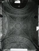 view Cunard Building Mural, Interior Dome [painting] / (photographed by Peter A. Juley & Son) digital asset number 1
