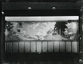 view Savarin Restaurant Mural [painting] / (photographed by Peter A. Juley & Son) digital asset number 1