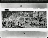 view Landing of Columbus Panel [painting] / (photographed by Peter A. Juley & Son) digital asset number 1