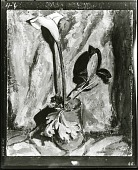 view Calla Lilies [painting] / (photographed by Peter A. Juley & Son) digital asset number 1