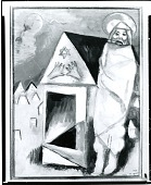 view Resurrection of Lazarus [painting] / (photographed by Peter A. Juley & Son) digital asset number 1