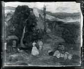 view Gypsies in Autumn [painting] / (photographed by Peter A. Juley & Son) digital asset number 1