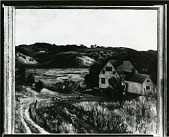 view On the Cape [painting] / (photographed by Peter A. Juley & Son) digital asset number 1