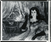 view Mrs. Carpenter [painting] / (photographed by Peter A. Juley & Son) digital asset number 1