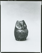 view Owl [sculpture] / (photographed by Peter A. Juley & Son) digital asset number 1