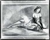view Ballet Dancer [art work] / (photographed by Peter A. Juley & Son) digital asset number 1