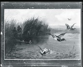 view Duck Shooting [painting] / (photographed by Peter A. Juley & Son) digital asset number 1