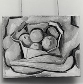 view (Still Life) [painting / (photographed by Peter A. Juley & Son) digital asset number 1