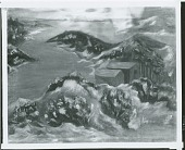 view Untitled (sea-Landscape) [painting] / (photographed by Peter A. Juley & Son) digital asset number 1