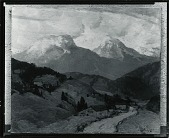 view Bavarian Alps [painting] / (photographed by Peter A. Juley & Son) digital asset number 1