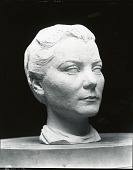 view Mrs. William J. Mackey, Jr. [sculpture] / (photographed by Peter A. Juley & Son) digital asset number 1