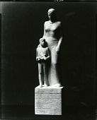 view Mother and Son [sculpture] / (photographed by Peter A. Juley & Son) digital asset number 1