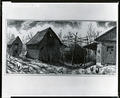 view A Hungarian-American Farm [graphic arts] / (photographed by Peter A. Juley & Son) digital asset number 1